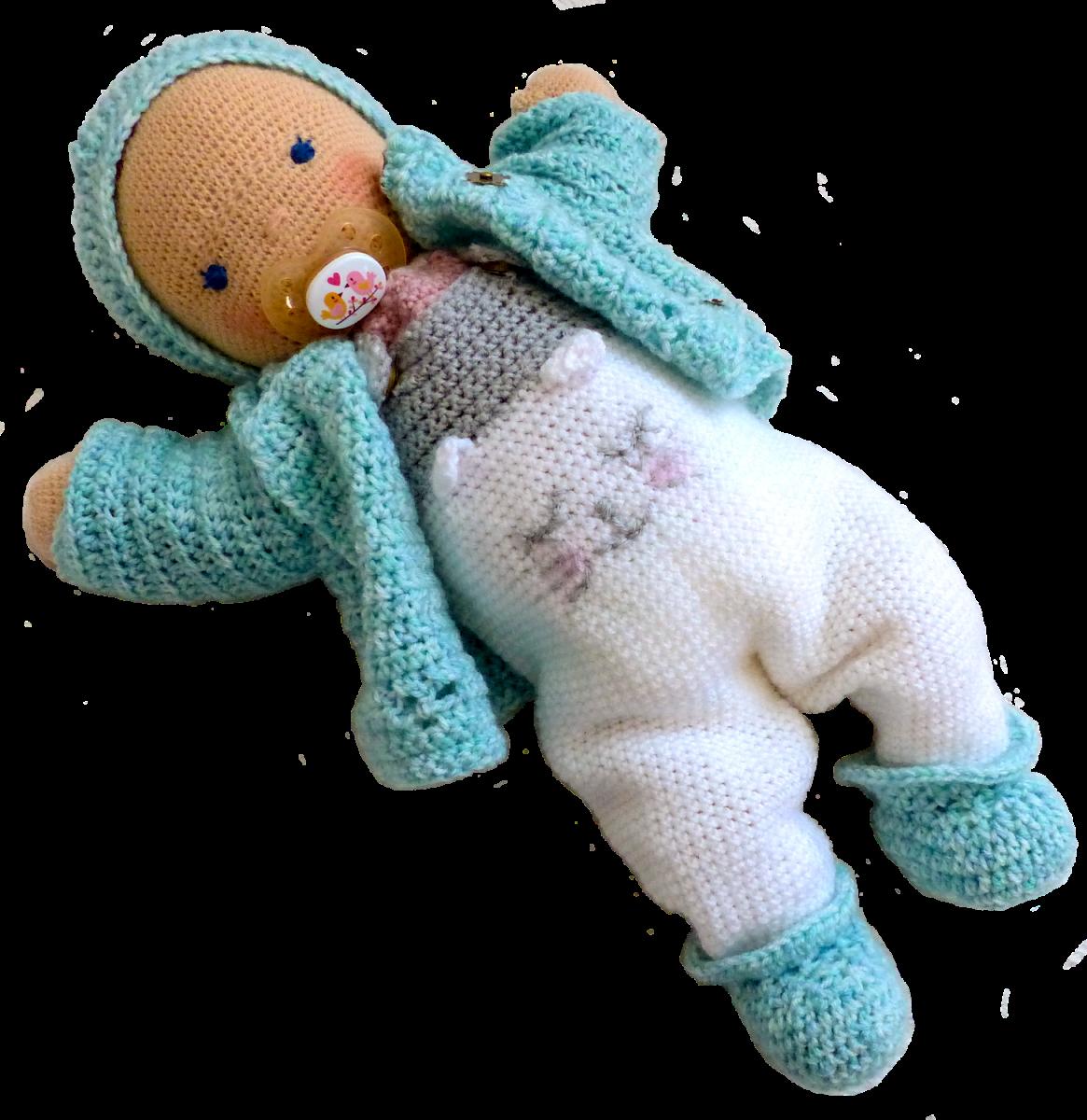 Puppe Georgia